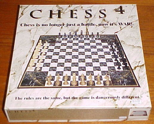 online 4 player chess board